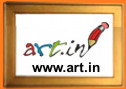 Premier Indian art portal containing online art galleries